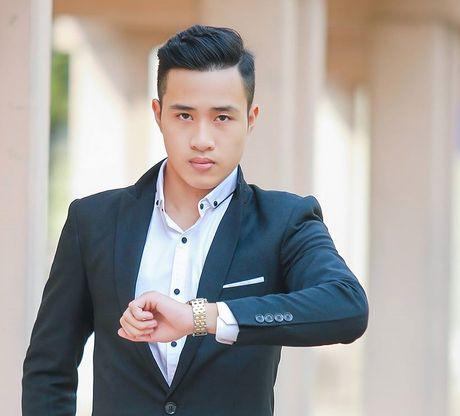 12 chang trai noi bat nhat Dai hoc Quoc gia Ha Noi - Anh 7