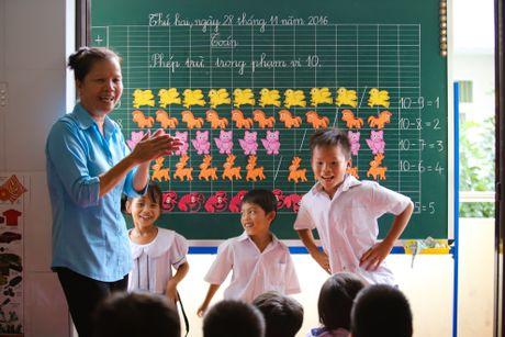 Duong den truong cua tre em nhap cu Sai Gon - Anh 5