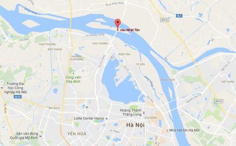 Tai nan lien hoan tren cau Nhat Tan, 6 oto hu hong - Anh 2