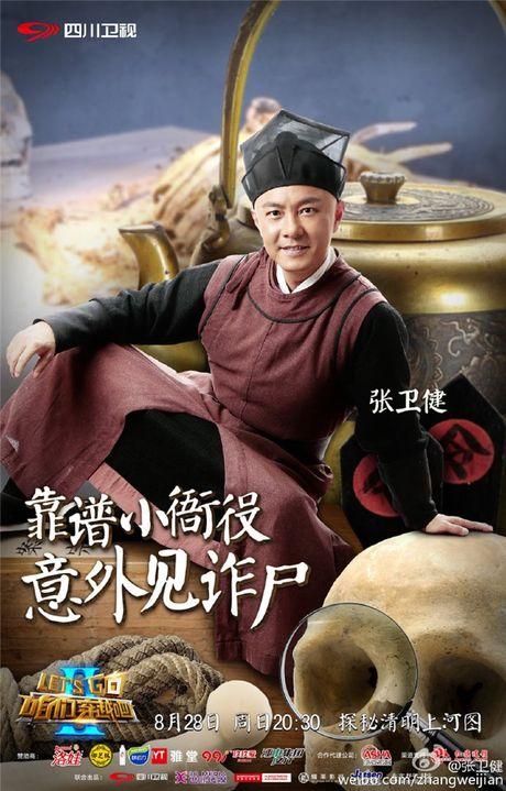 Truong Ve Kien tuoi 51 van han hoc TVB - Anh 3
