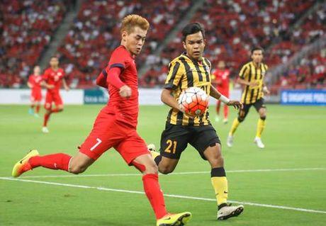 AFF Cup van hap dan khi vang Malaysia, Singapore o ban ket - Anh 1
