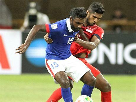 AFF Cup van hap dan khi vang Malaysia, Singapore o ban ket - Anh 2