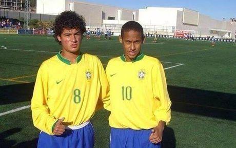 Coutinho danh gia Ronaldo chi xep thu tu the gioi - Anh 1