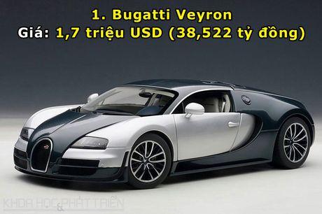 Top 10 sieu xe an tuong nhat danh cho phai nu - Anh 1