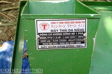 Clip: May thai da nang cho nguoi chan nuoi - Anh 6