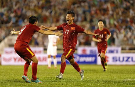 Loi nguyen dang so cho DT Viet Nam o ban ket AFF Cup - Anh 1