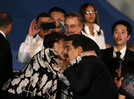 Cac nha lanh dao the gioi tuong niem lanh tu Fidel Castro - Anh 6