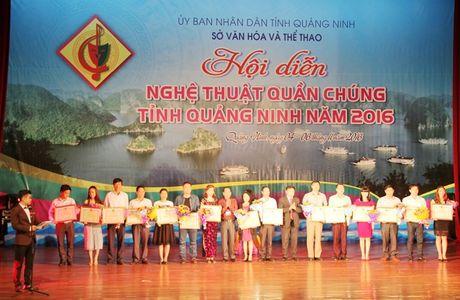 Lan toa sac mau van hoa cac dan toc tinh Quang Ninh - Anh 1