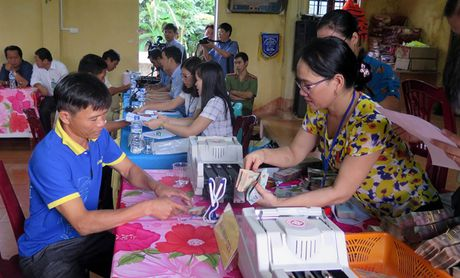 Quang Tri hoan thien chi tra tien boi thuong su co moi truong dot 1 - Anh 1