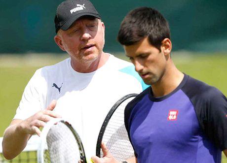 Tennis ngay 30/11: Ly Hoang Nam het hy vong lot Top 600. Djokovic chuan bi chia tay HLV - Anh 1