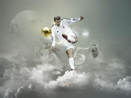 Real Madrid: Zidane la ngoi sao lon nhat o 'Kinh dien' - Anh 1