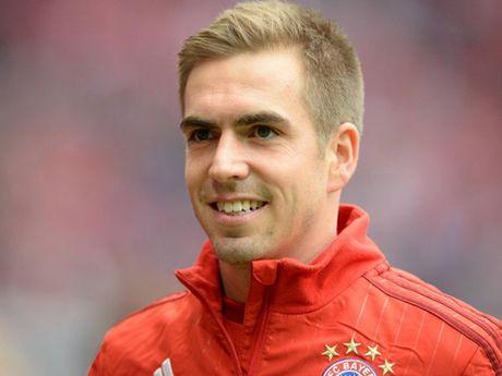 Bayern Munich quyet khong de Philipp Lahm 'nghi huu' som - Anh 1