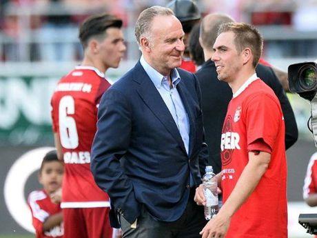 Bayern Munich quyet khong de Philipp Lahm 'nghi huu' som - Anh 2