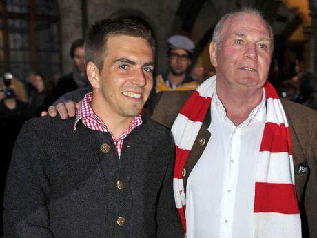 Bayern Munich quyet khong de Philipp Lahm 'nghi huu' som - Anh 3