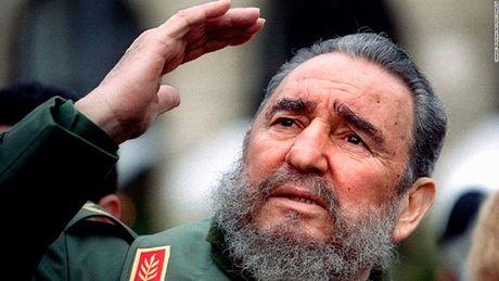 Lanh tu Cuba Fidel Castro: 'Ky tich la van con song' - Anh 1