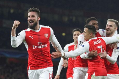 The thao 24h: Arsenal thiet quan o tu ket League Cup - Anh 1