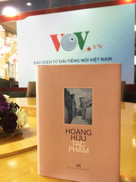 Tho Hoang Huu – Nhung tac pham song mai voi thoi gian - Anh 1