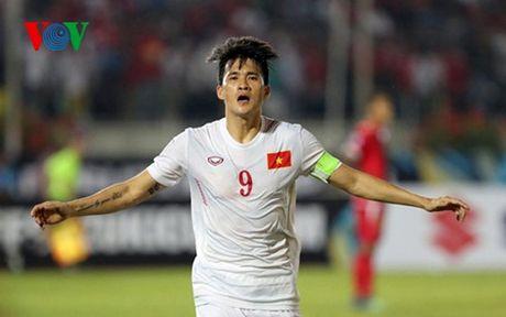 Cong Vinh up mo giai nghe sau khi ket thuc AFF Cup 2016? - Anh 1