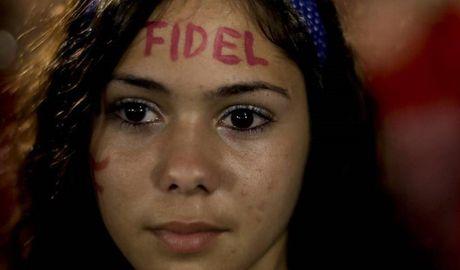 Cac nha lanh dao the gioi den tien biet lanh tu Cuba Fidel Castro - Anh 12