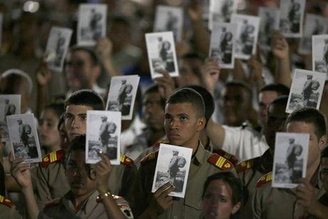 Cac nha lanh dao the gioi den tien biet lanh tu Cuba Fidel Castro - Anh 13