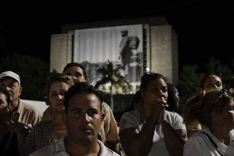 Cac nha lanh dao the gioi den tien biet lanh tu Cuba Fidel Castro - Anh 15