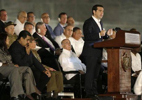 Cac nha lanh dao the gioi den tien biet lanh tu Cuba Fidel Castro - Anh 4