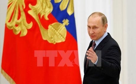 Ong Putin hy vong quan he Nga-My tot hon duoi thoi Donad Trump - Anh 1