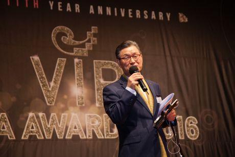 Nhieu san pham an tuong duoc ton vinh tai giai VIP ASIA 2016 - Anh 1