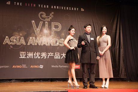Nhieu san pham an tuong duoc ton vinh tai giai VIP ASIA 2016 - Anh 2