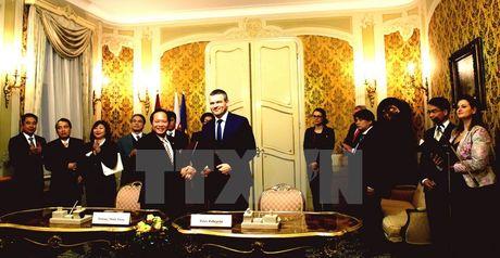 Viet Nam-Slovakia nang quan he song phuong len tam cao moi - Anh 1