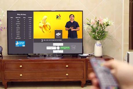 FPT 'len song' chuong trinh truyen hinh tuong tac dau tien tren IPTV - Anh 1
