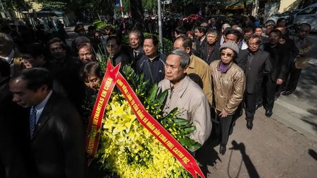 Nhan dan Viet Nam tuong nho lanh tu Cuba Fidel Castro - Anh 10
