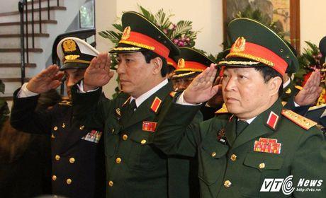 Nhan dan Viet Nam tuong nho lanh tu Cuba Fidel Castro - Anh 4