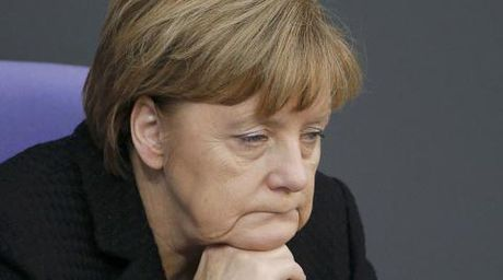 Cua chien thang cua ba Merkel duoc mo boi Trump va Putin? - Anh 1