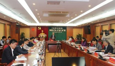 Vu Trinh Xuan Thanh: Ky luat nhieu can bo cap cao - Anh 1