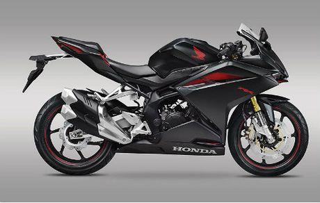 Honda CBR250RR tiet lo van toc toi da thuc te - Anh 1