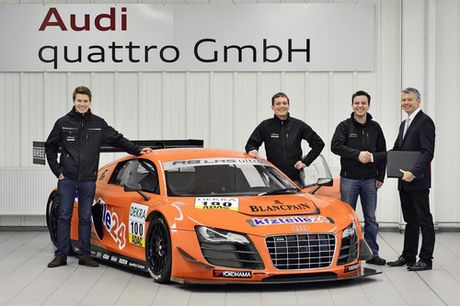 Phan nhanh the thao quattro GmbH bi Audi xoa so - Anh 1