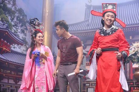 Hoai Linh lan dau tho lo dieu chua noi voi Tran Thanh - Anh 1