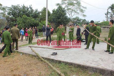 Hien truong vu tham sat 4 nguoi o Ha Giang - Anh 5