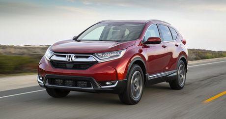 Honda CR-V 2017 co gia khoi diem 568 trieu dong - Anh 4