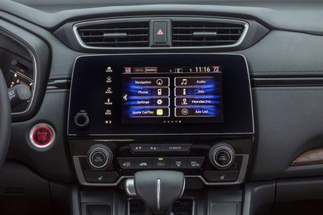 Honda CR-V 2017 co gia khoi diem 568 trieu dong - Anh 5