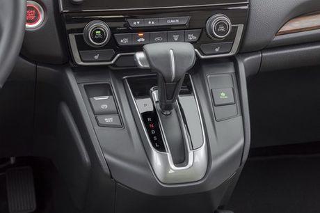 Honda CR-V 2017 co gia khoi diem 568 trieu dong - Anh 6