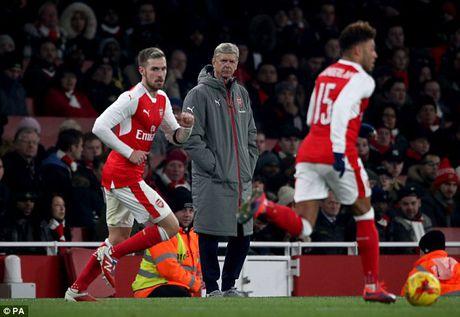Arsenal va Wenger: Cach buong sung cua ke that bai - Anh 2