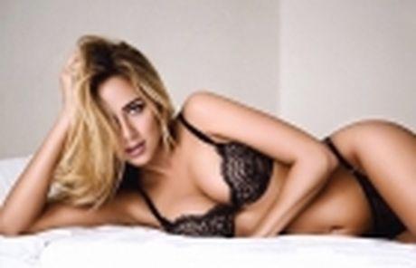 Alessandra Ambrosio - 'thien than' me Barca nong nan trong do noi y - Anh 12