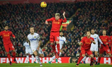Goc Liverpool: Da 3 tran sach luoi lien tiep roi day - Anh 1