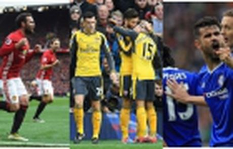 Carrick dua dan em len may sau chien thang truoc West Ham - Anh 2