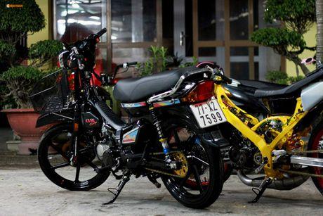 Honda Dream II Thai Lan do 'sieu an tuong' o Sai Gon - Anh 2