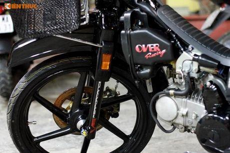 Honda Dream II Thai Lan do 'sieu an tuong' o Sai Gon - Anh 3