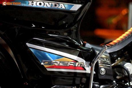 Honda Dream II Thai Lan do 'sieu an tuong' o Sai Gon - Anh 5