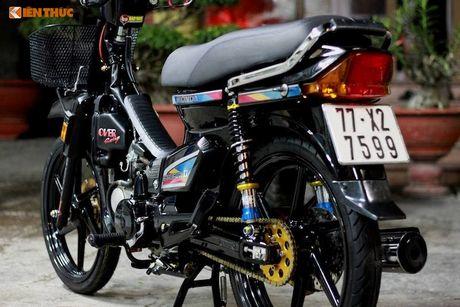 Honda Dream II Thai Lan do 'sieu an tuong' o Sai Gon - Anh 6